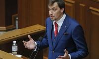 Ucrania nombra al nuevo primer ministro
