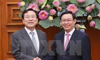 Vietnam da bienvenida a empresas surcoreanas