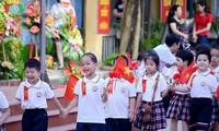 Inicio del nuevo año escolar en Vietnam