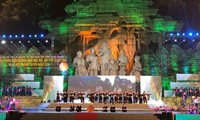 Celebran Exhibición del Patrimonio Cultural Inmaterial Nacional y Festival Thanh Tuyen 2019