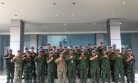 Activa Vietnam en ejercicios sobre mantenimiento de la paz en Indonesia