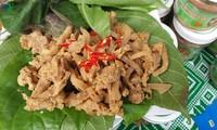 Thit chua, especialidad de los Muong en Phu Tho