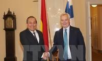 Vietnam y Finlandia consolidan relaciones