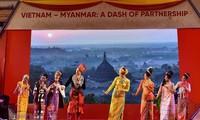 Promueven cultura vietnamita en Myanmar