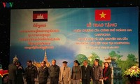 La Voz de Vietnam y la Radio Nacional de Camboya: una amistad desinteresada y fiel