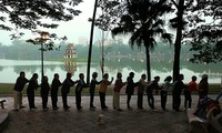 Memoria de Hanói a través de obras fotográficas de Le Bich