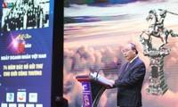 Destacan contribuciones del sector empresarial vietnamita al desarrollo nacional