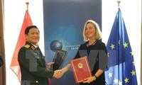 Vietnam y Unión Europea logran acuerdo sobre gestión de crisis