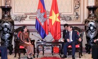 Vietnam y Camboya fortalecen relaciones