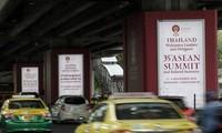 Líderes y representantes de 20 países asistirán a la Cumbre de Asean en Tailandia