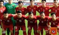 Vietnam regresa al top 15 en el ranking de fútbol masculino de Asia