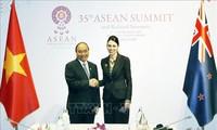 Vietnam y Nueva Zelanda fortalecen relaciones