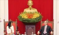 Vietnam aprecia cooperación con Fondo Monetario Internacional