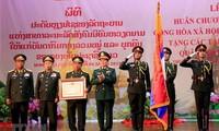 Vietnam otorga Orden Estrella Dorada al Ejército Popular de Laos
