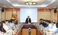 Celebran reunión para despedir a nuevos embajadores de Vietnam en el exterior