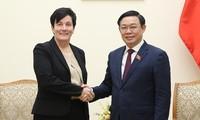 Vietnam incentiva a Corporación Financiera Internacional a invertir en bancos comerciales
