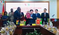 Vietnam y Mozambique fortalecen cooperación en radiodifusión