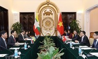 Realizan VIII consulta politica a nivel viceministerial entre Vietnam y Myanmar