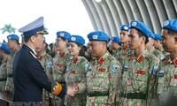 Más soldados vietnamitas se unirán a la misión de mantenimiento de paz de ONU en Sudán del Sur