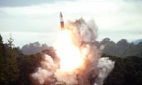 Corea del Norte confirma prueba del lanzador de misiles múltiple