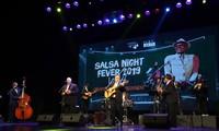 Espléndido concierto de Grupo Compay Segundo en Hanói