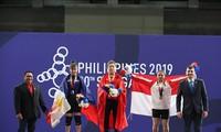 Nuevos triunfos de Vietnam en Juegos del Sudeste Asiático 2019