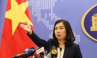Vietnam afirma su soberanía ante actividades chinas en el Mar del Este