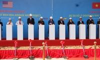 Estados Unidos y Vietnam aumentan cooperación en superar consecuencias de guerra