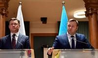 Rusia y Ucrania alcanzan principio de un acuerdo sobre tránsito de gas