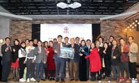 Inauguran nuevo canal de conexión entre Corea del Sur y Vietnam