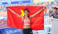 Honran a atletas vietnamitas destacados en los juegos regionales