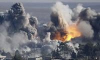 Base militar de Estados Unidos en Iraq atacada
