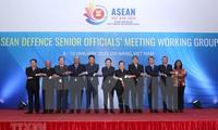 Celebran en Vietnam Conferencia del Grupo de Trabajo de Altos Funcionarios Militares de Asean