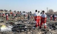 Ucrania promete indemnizar a familias de víctimas del accidente aéreo en Irán