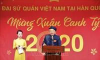 Vietnamitas en ultramar celebran Tet 2020