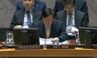 Vietnam preside debate del Consejo de Seguridad de la ONU sobre la situación en Yemen