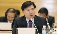 Ministerio de Industria y Comercio se compromete a prevenir la escasez de bienes en los días del Tet 2020
