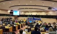 Medios alemanes destacan la resolución que pide la ratificación de EVFTA