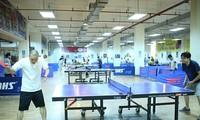 Tenis de mesa, un deporte preferido en Vietnam