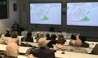 Celebran seminario sobre el Mar del Este en Francia