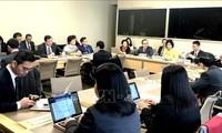 Vietnam dirige reunión sobre trabajo de OMC en Suiza