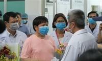 Paciente chino infectado con coronavirus recibe alta médica en Vietnam
