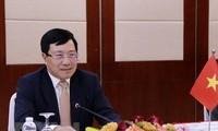 Conferencia especial entre la Asean y China sobre el Covid-19