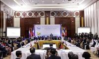 Celebran en Laos quinta Conferencia de ministros de Asuntos Exteriores Mekong-Lancang