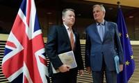 Negociaciones posteriores al Brexit en Londres canceladas por el coronavirus
