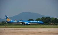 Vietnam Airlines suspende vuelos con Francia y Malasia