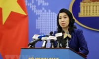 Todas las actividades en los archipiélagos de Truong Sa y Hoang Sa deben ser aprobadas por Vietnam, afirma Cancillería vietnamita