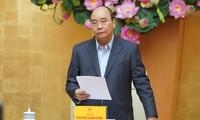 Piden a importantes ciudades vietnamitas prepararse para nueva fase antiepidémica