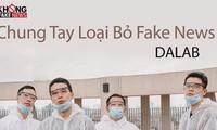 Artistas vietnamitas con el tema Covid-19