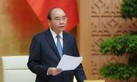 Premier vietnamita pide medidas efectivas para superar consecuencias de Covid-19